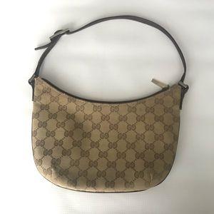 Gucci GG Shoulder Bag—Authentic
